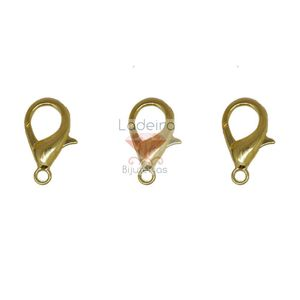 FECHO LAGOSTA METAL ZAMAK 12MM 1000PCS