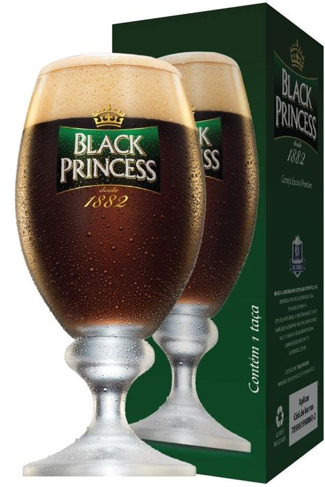 TAÇA BLACK PRINCESS