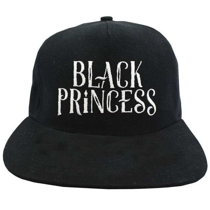 BONÉ BLACK PRINCESS