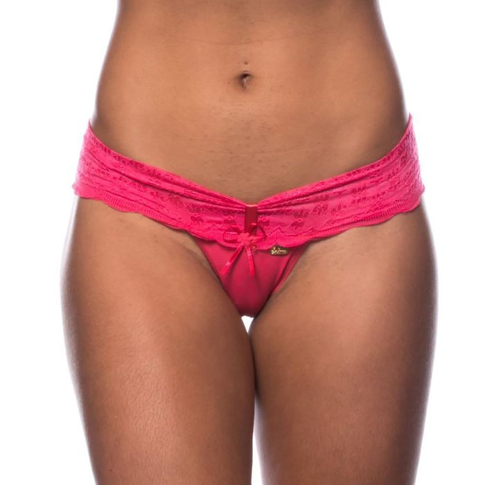 Tanga Fio Dental Monique Edima Lingerie