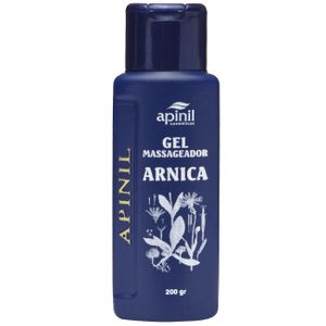 GEL MASSAGEADOR ARNICA 200G APINIL