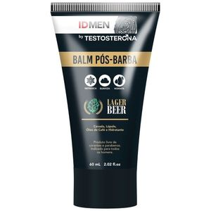 Balm Pós Barba 60ml Id Men By Testosterona
