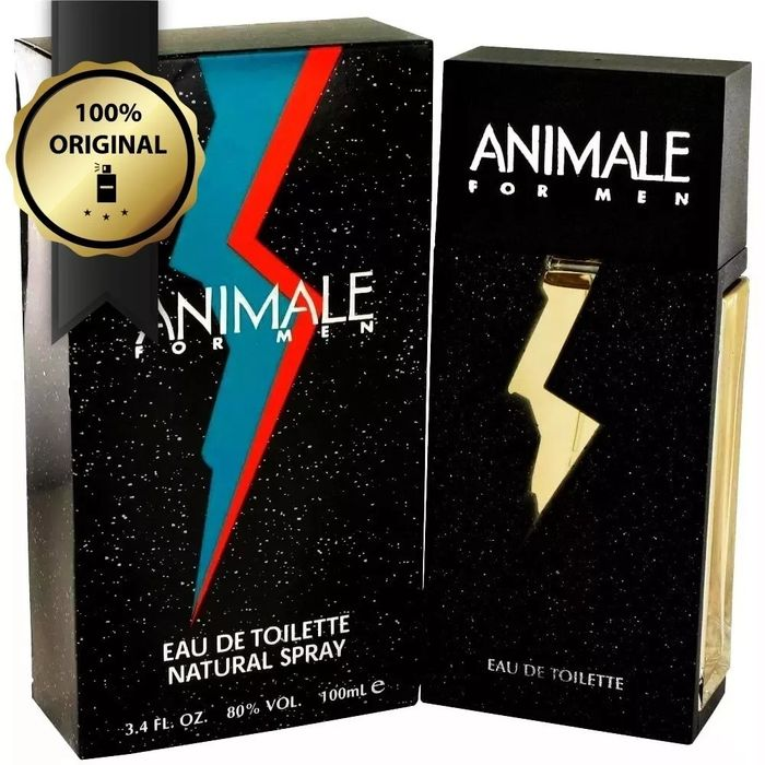 Perfume Animale For Men Eau De Toilette 100ml