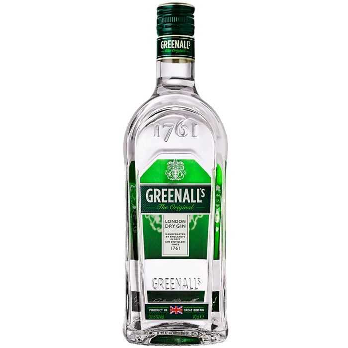 GREENALLS THE ORIGINAL LONDON DRY 700 ML