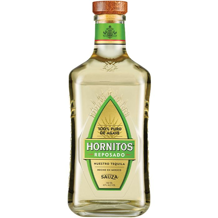 SAUZA HORNITOS REPOSADO 750 ML