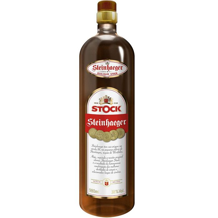 Steinhaeger Stock 980 ml