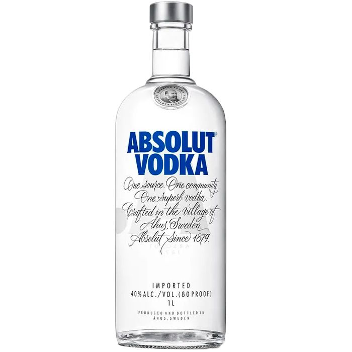 Absolut 1000 ml