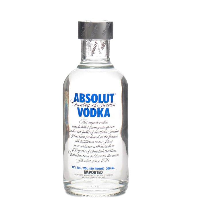 ABSOLUT 200 ML