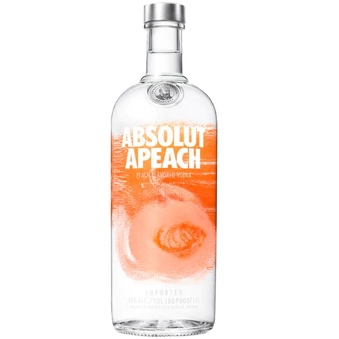 Absolut Apeach 750 ml