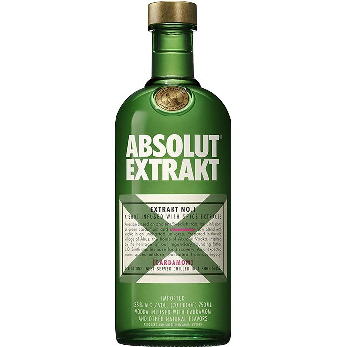 ABSOLUT EXTRAKT 750 ML