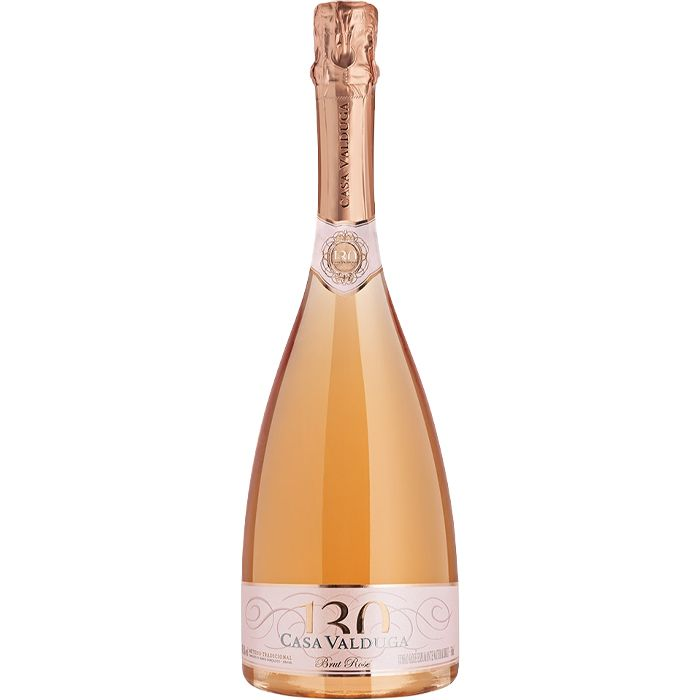 CASA VALDUGA 130 ANOS BRUT ROSE 750 ML