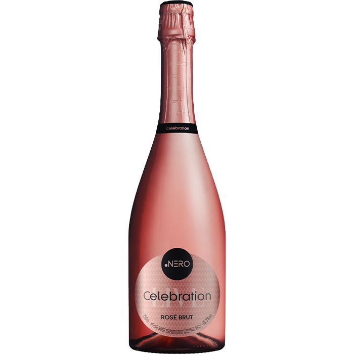 Ponto Nero Celebration Rosé Brut 750 ml