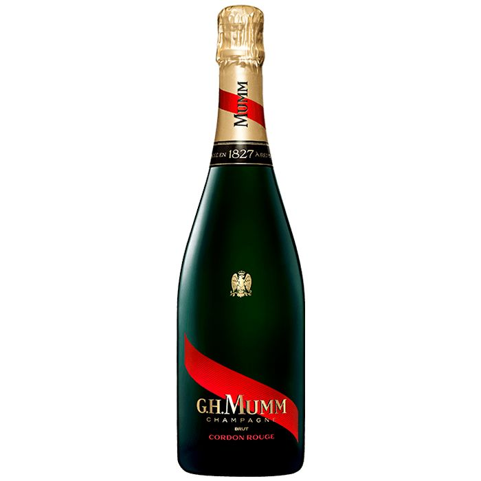G.H. MUMM BRUT CORDON ROUGE 750 ML