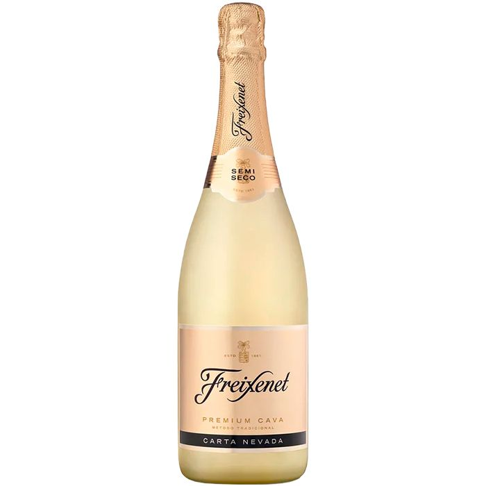 Cava Freixenet Carta Nevada Demi-Sec 750 ml