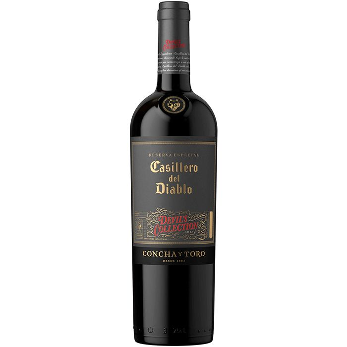Casillero del Diablo Devill´s Collection 750 ml