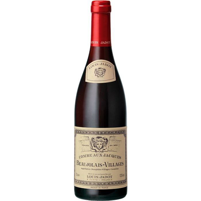 VINHO LOUIS JADOT CAJ BEAUJOLAIS-VILLAGES 750 ML