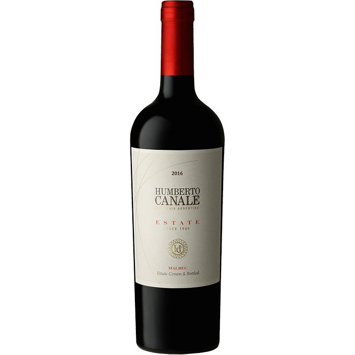 HUMBERTO CANALE ESTATE MALBEC 750 ML