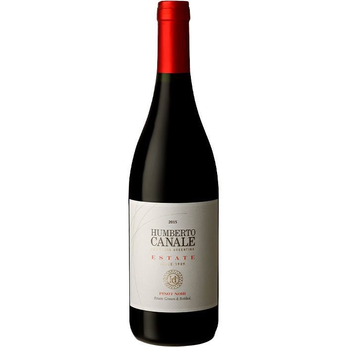 HUMBERTO CANALE ESTATE PINOT NOIR 750 ML