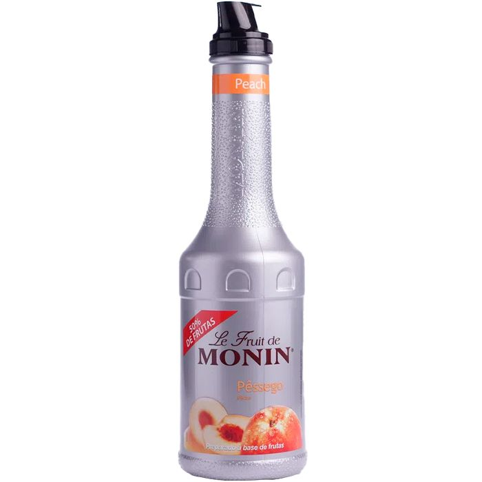Monin Purê de Pêssego 1000 ml