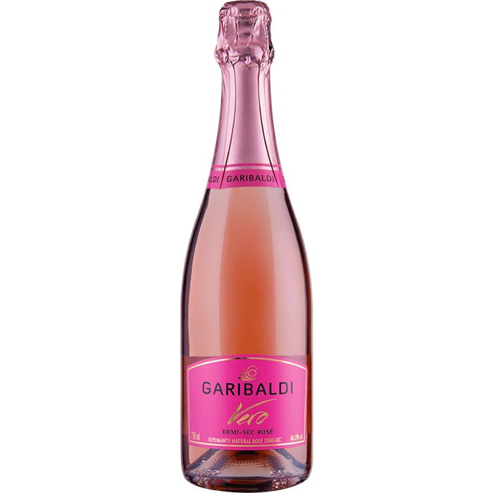 GARIBALDI VERO ROSE DEMI-SEC 750 ML