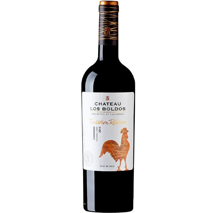 Los Boldos Tradition Reserve Carmenénère 750 ml
