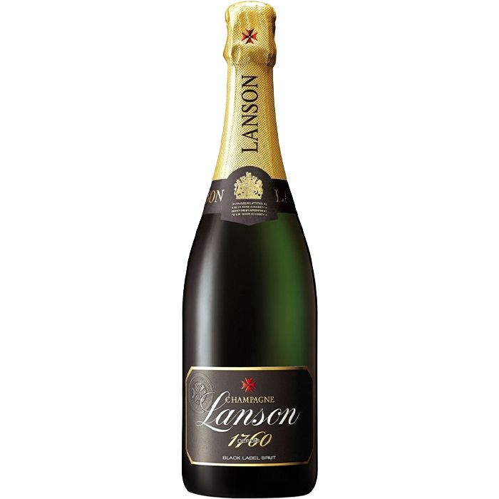 LANSON BLACK LABEL BRUT BRANCO 750 ML