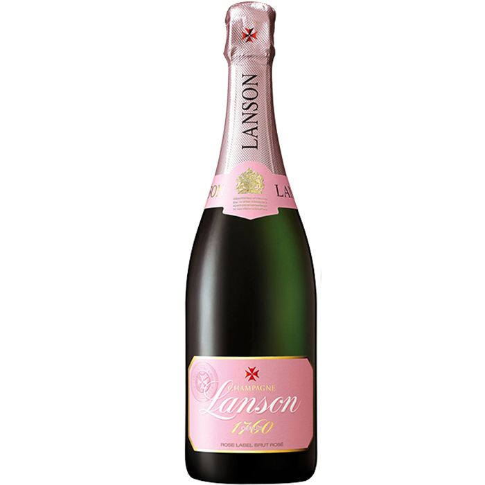 Lanson Rosé Label Brut Rosé 750 ml