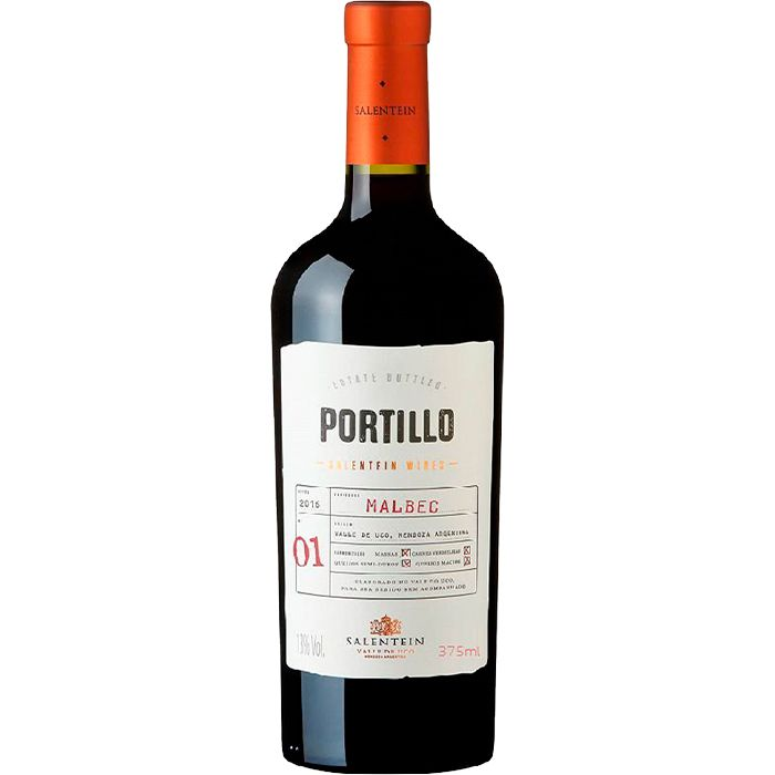 PORTILLO MALBEC 375 ML