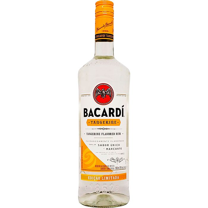 Bacardi Big Tangerine 980 ml