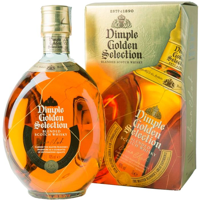 Dimple Golden Selection 1000 ml