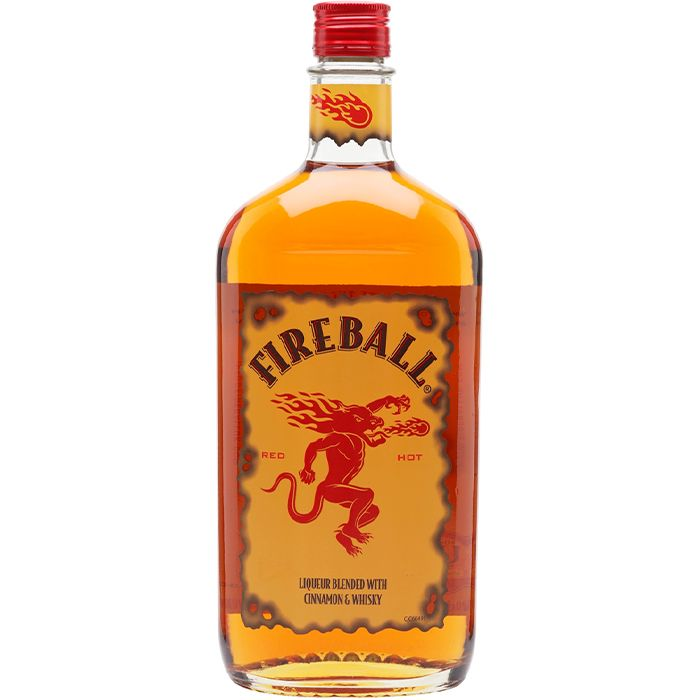 Fireball 750 ml