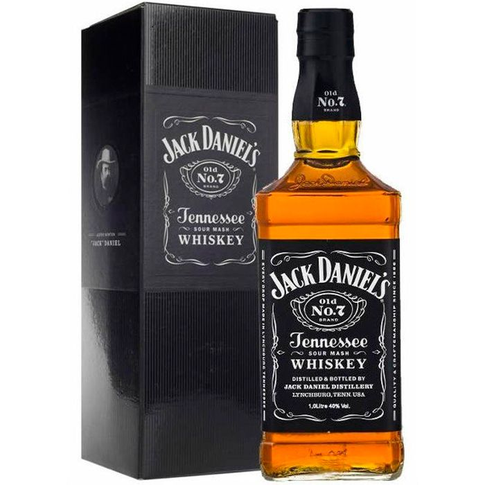 WHISKY JACK DANIELS 1000 ML