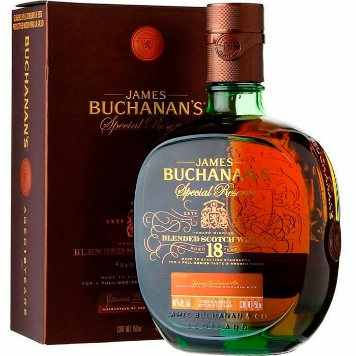 Buchanans 18 anos 750 ml