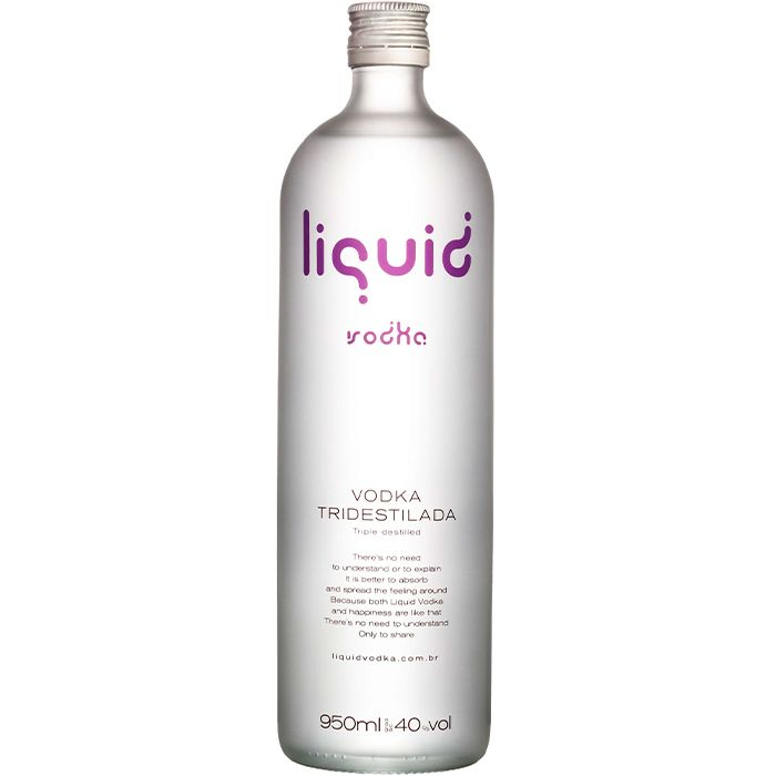 Liquid Tridestilada 950 ml