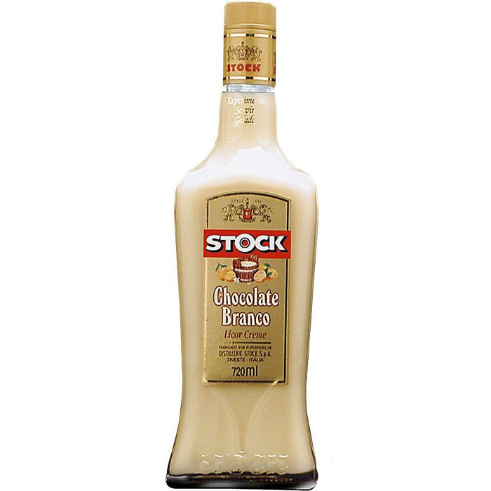 STOCK CHOCOLATE BRANCO 720 ML