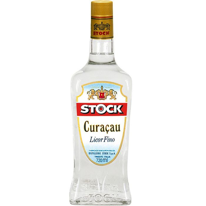 STOCK CURAÇAU TRIPLE SEC 720 ML