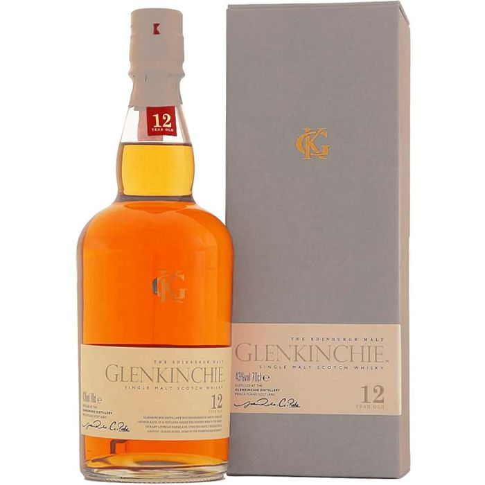 Glenkinchie 12 anos 750 ml
