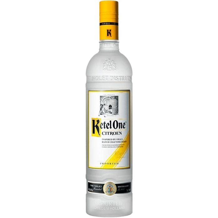 KETEL ONE CITROEN 1000 ML