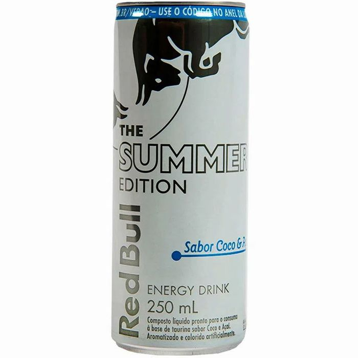RED BULL THE SUMMER COCO 250 ML