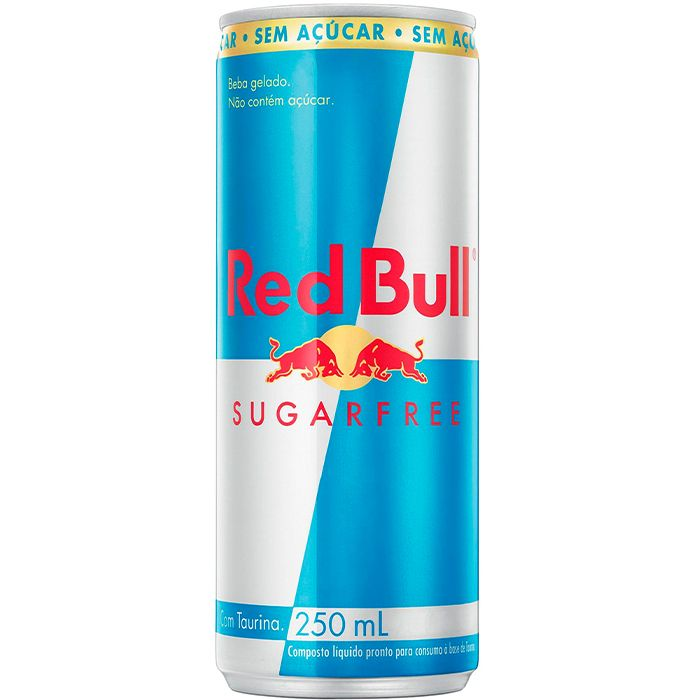 Red Bull Sugar Free 250 ml