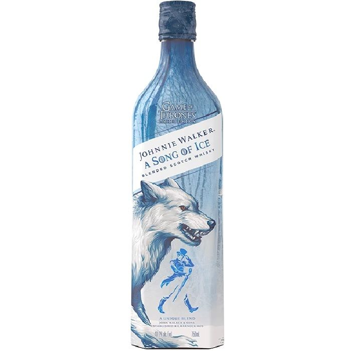 JOHNNIE WALKER A SONG OF ICE 750 ML