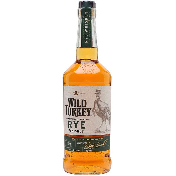 Wild Turkey Rye 700 ml