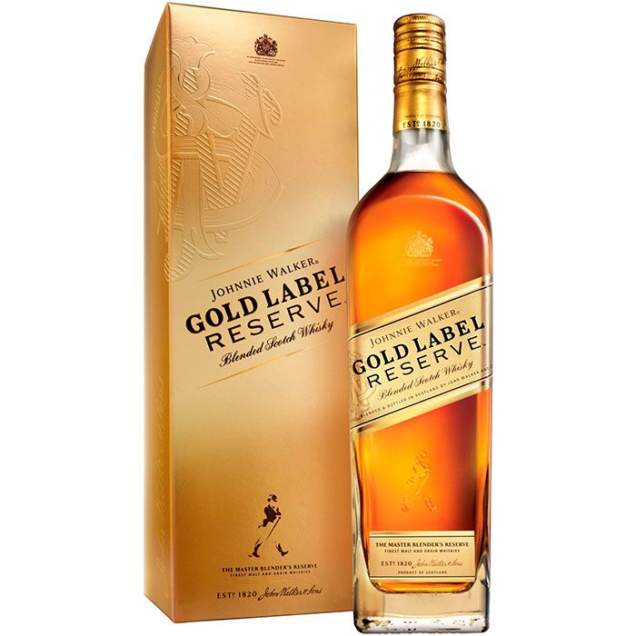 Johnnie Walker Gold Reserve 750 ml
