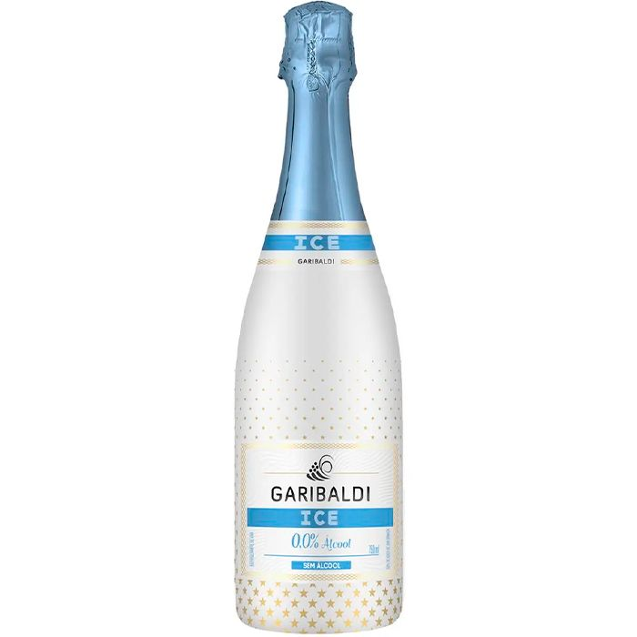 Garibaldo Ice S/ Álcool 750 ml