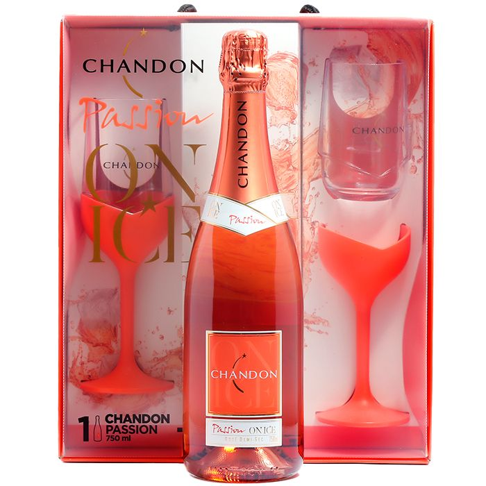 Chandon Passion 750 ml + Taças