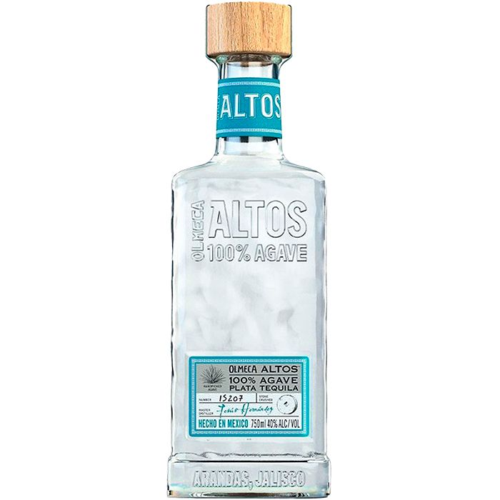 Olmeca Altos Prata 750 ml