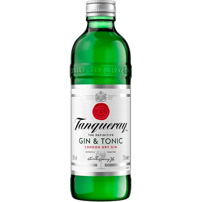 Tanqueray London Dry & Tonic 275 ml