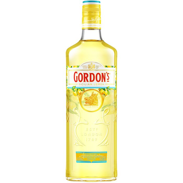 Gordon´s Limão Siciliano 700 ml