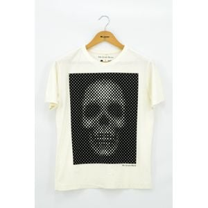T-shirt Skull Illusion