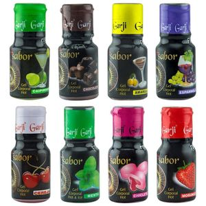 + SABOR HOT GEL COMESTÍVEL 15ML GARJI